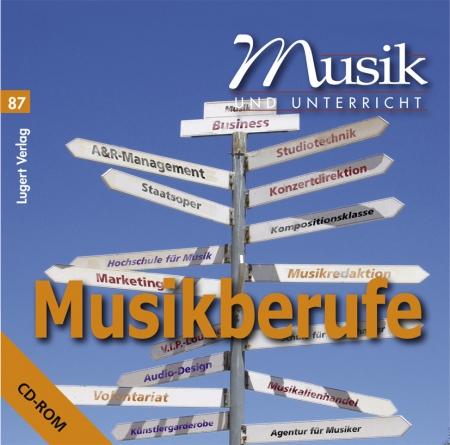 Musik und Unterricht 87: CD-Rom