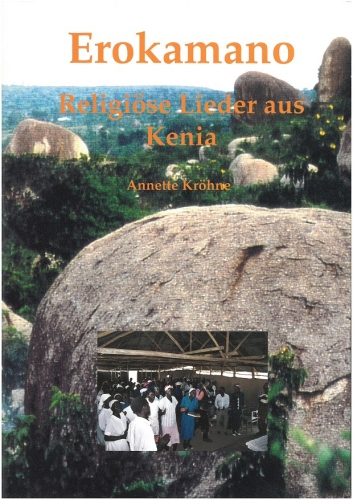 Erokamano - Religiöse Lieder aus Kenia - Heft