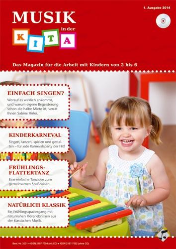 Musik in der Kita Ausgabe 1