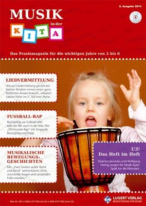 Musik in der Kita Ausgabe 2