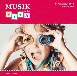 Musik in der Kita 9 CD