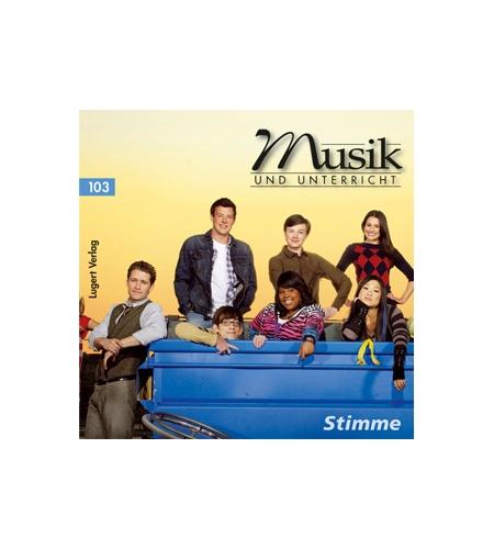 Musik und Unterricht 103: Audio-CD