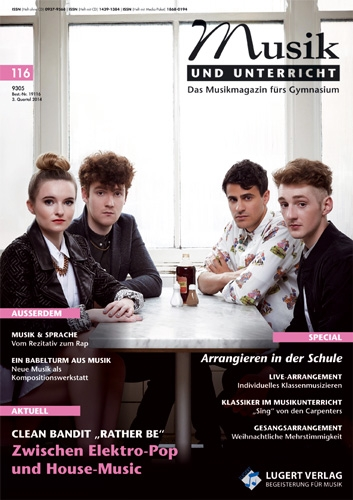Prüfpaket Musik und Unterricht 116 Heft inkl. Audio-CD