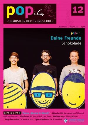 Popmusik in der Grundschule - Ausgabe 12