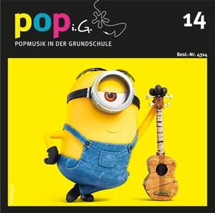 Popmusik in der Grundschule Audio-CD 14 für Abonnenten