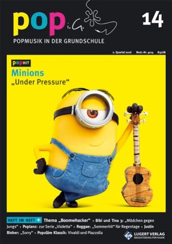 Prüfpaket Popmusik in der Grundschule: Ausgabe 14