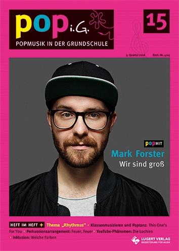 Prüfpaket Popmusik in der Grundschule: Ausgabe 15