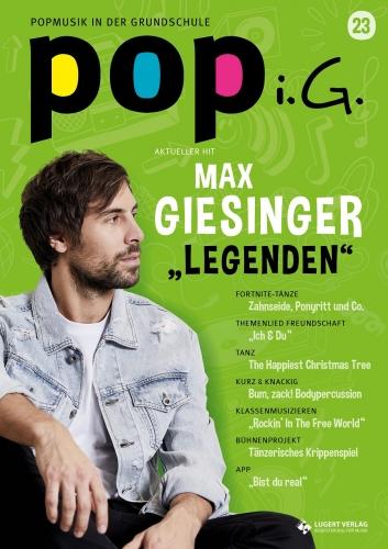 Popmusik in der Grundschule Heft 23 für Abonnenten
