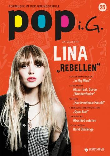 Popmusik in der Grundschule 25 Heft, CD und Download für Abonnenten