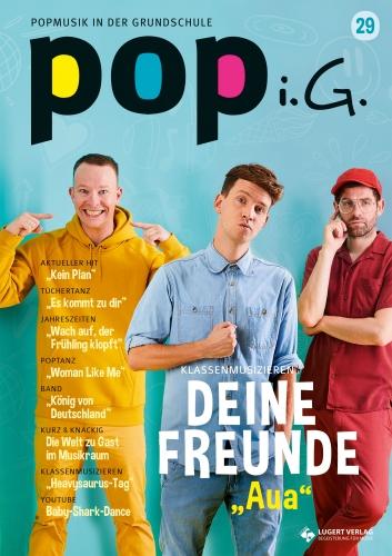 Popmusik in der Grundschule 29 Heft, CD und Download