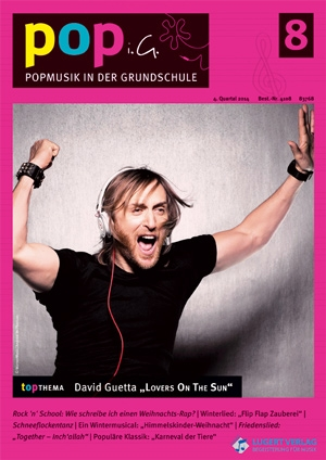Popmusik in der Grundschule Heft 8 inkl. Audio-CD für Abonnenten