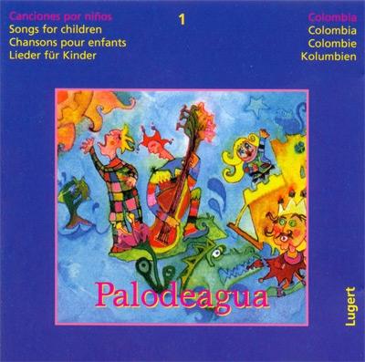 Palodeagua. Original-CD