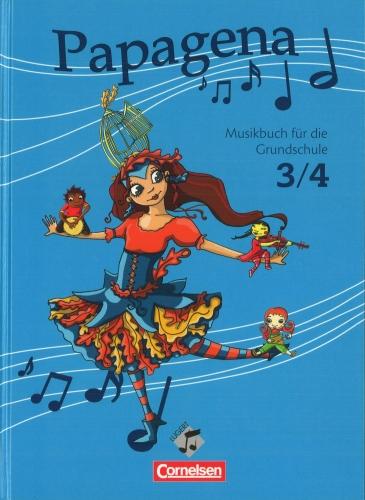 Papagena 3-4 - Deutsch - Schulbuch