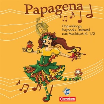 Papagena 1/2 - Deutsch - 4er-CD-Box (inkl. 1 CD Extra)