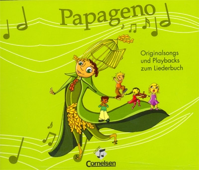 Papageno - Deutsch - 5 CD Box
