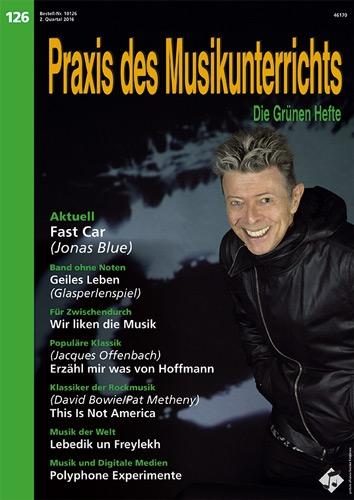 Prüfpaket Praxis des Musikunterrichts 126 Heft inkl. Audio-CD