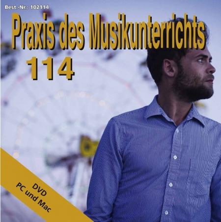 Praxis des Musikunterrichts 114: DVD