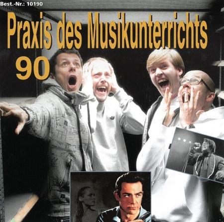 Praxis des Musikunterrichts 90: Audio CD