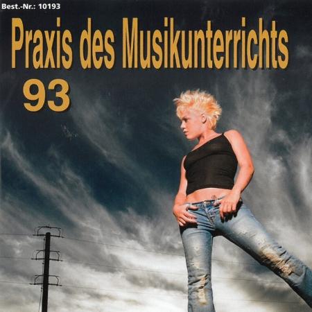 Praxis des Musikunterrichts 93: Audio-CD