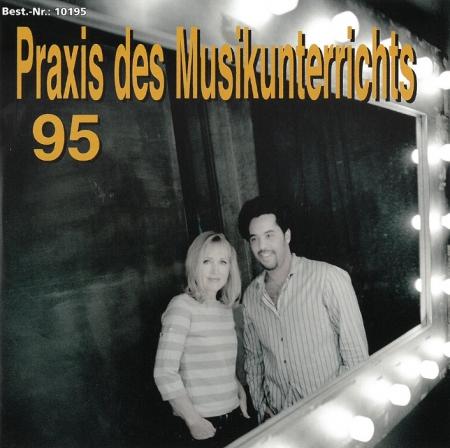 Praxis des Musikunterrichts 95: Audio-CD