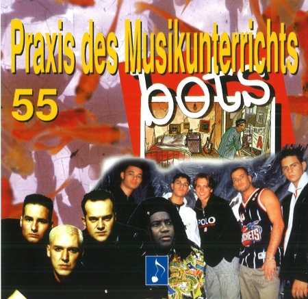 Praxis des Musikunterricht Audio CD Heft 55