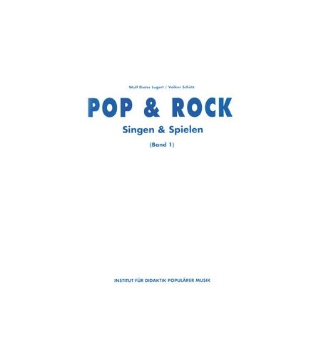 Pop & Rock - Band 1  Komplettpaket