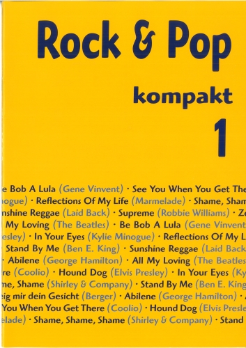 Rock und Pop kompakt 1 (Heft + CD)