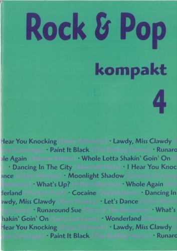 Rock und Pop kompakt 4 (Heft + CD)