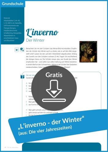 """Gratis-Download: """"L'inverno"""" (aus: """"Die vier Jahreszeiten"""")"""