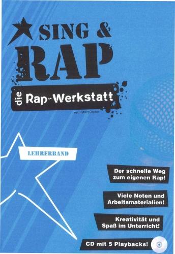 Sing & Rap Die Rap-Werkstatt  - Heft und CD