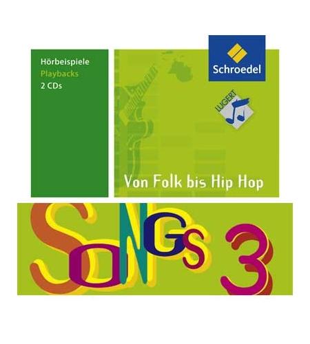 Songs von Folk bis Hip-Hop 3 (Playback-Doppel-CD)