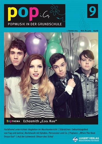 Prüfpaket Popmusik in der Grundschule: Ausgabe 9