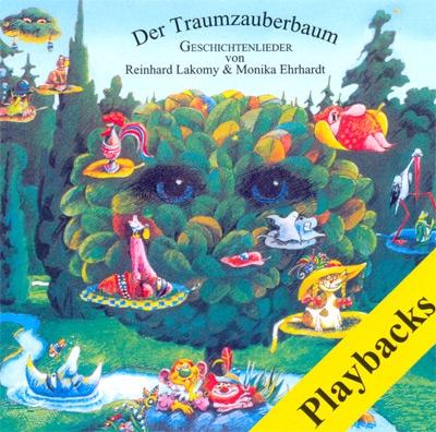 Der Traumzauberbaum - Playback-CD
