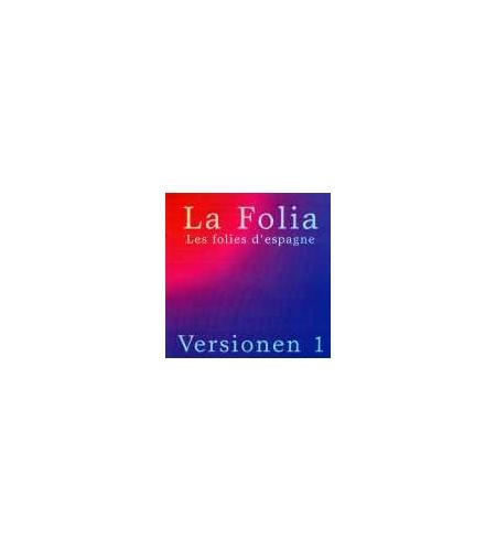 La Folia - Versionen