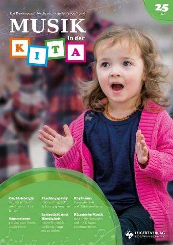 Musik in der Kita 25 Heft für Abonnenten