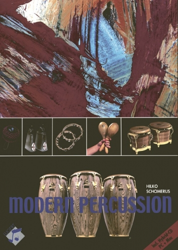 Modern Percussion (Heft inkl. CD)