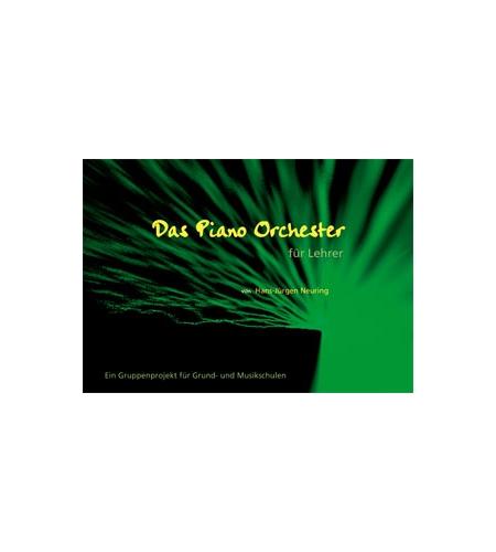 Piano Orchester (Lehrerheft und CD)