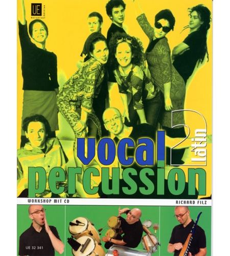 Vocal Percussion Band 2 latin