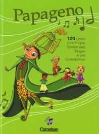 Papageno - Deutsch - Liederbuch