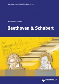 Stationenlernen: Beethoven und Schubert