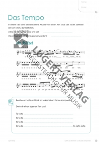 4 große Komponisten - Klassik in der Grundschule (Heft und CD)
