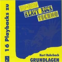 Hip-Hop - Heavy Rock - Techno. Playback-CD