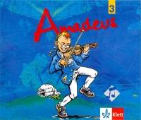 Amadeus 3 für das Gymnasium, 6 CD Box