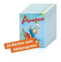 Amadeus 1 (Klasse 5-6) Klassensatz 20 Stk.