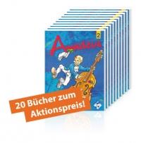 Amadeus 2 (Klasse 7-8) Klassensatz 20 Stk.