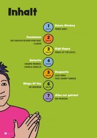 12x Bodypercussion für die Grundschule von Kinderlied bis Pop