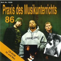 Praxis des Musikunterrichts 86:CD-Rom