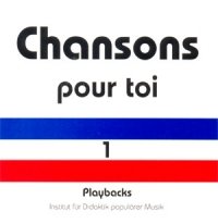 Chansons pour toi 1. Playback-CD