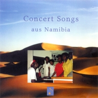 Concert Songs aus Namibia (SATB). CD