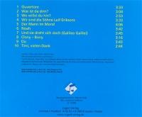 Die Rückkehr der Zeitmaschine. (Original-CD)